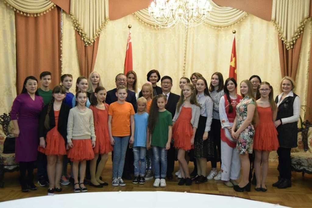 «Встреча в Посольстве КНР»