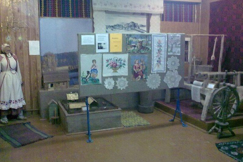 Музеи Октябрьского района