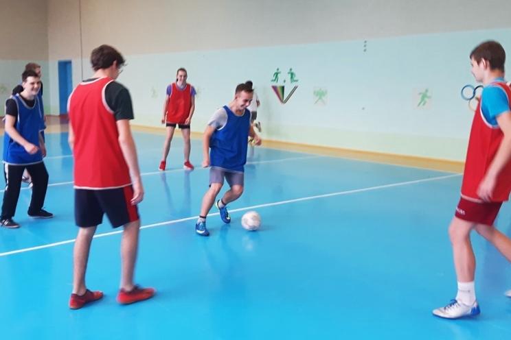 Спорт и техническое творчество